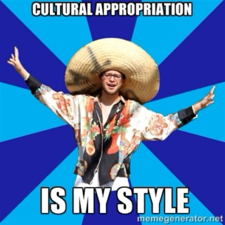 Cultural Appropriation or Playful Creativity?