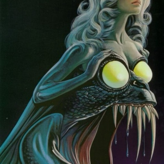 The Sirens of the Black Lagoon