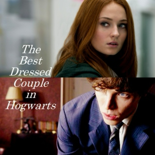 The Best Dressed Couple in Hogwarts (Lily & Jerome)