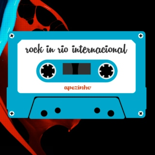 Mixtape #13 - Rock In Rio 2013 Internacional
