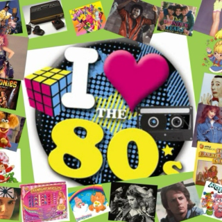 Take Me Back To The 80's