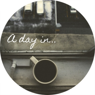 A day in..