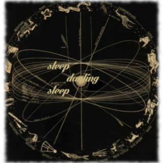 sleep, darling, sleep