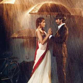 Rainy Bollywood