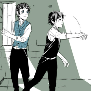 A Heronstairs Playlist