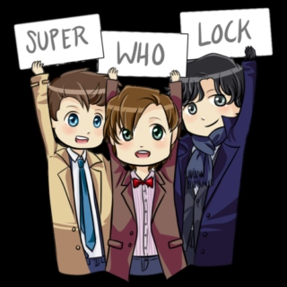 Damn Superwholock feels part 3
