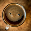 Happiness and Coffee