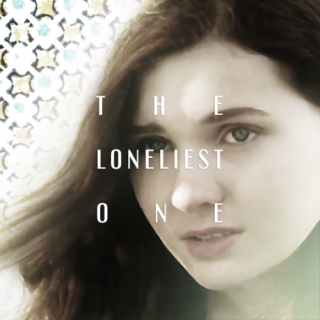the loneliest one