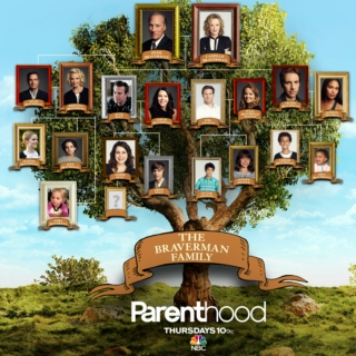 "A ""Parenthood"" mix"