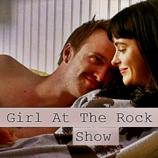 Girl at the Rock Show- A Jesse/Jane Playlist