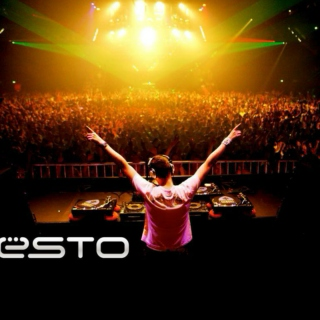 Tiesto all the way!