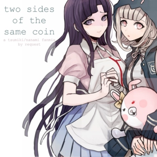 two sides of the same coin