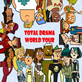 Total Drama World Tour The Album