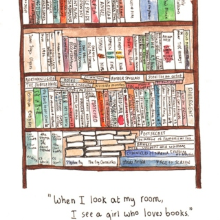 Get lost in a book.