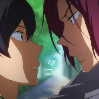 talk ; a harurin mix