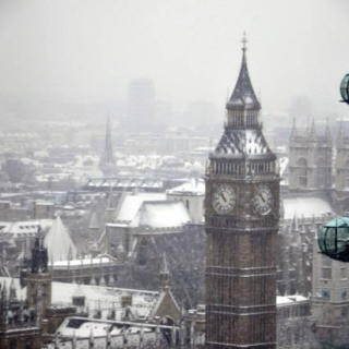 The Winter of Tired London