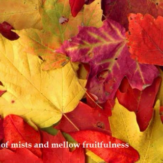Of Mists and Mellow Fruitfulness