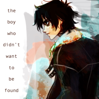 the boy who didn't want to be found