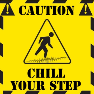 Chill your step!