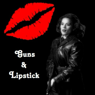 Guns & Lipstick | Peggy Carter, Lady of Wartime