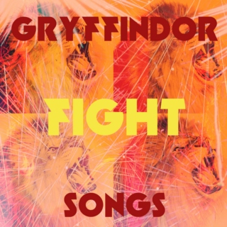 gryffindor fight songs