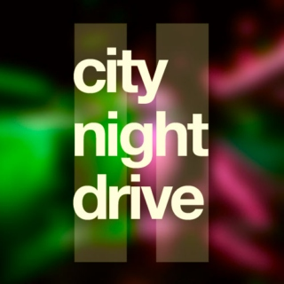 city night drive II