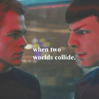 When Two Worlds Collide - K/S fanmix