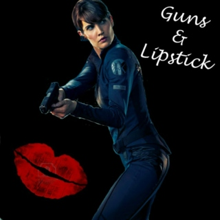 Guns & Lipstick | Maria Hill, Lady of Command