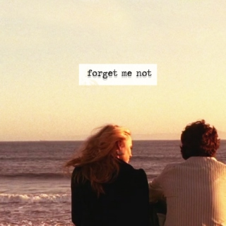 forget me not;