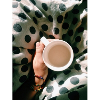 ♡❁ just drinking tea with louis ❁♡