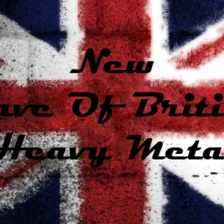 Heavy Metal! (with British Accent of course)