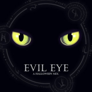 Evil Eye: A Halloween Mix