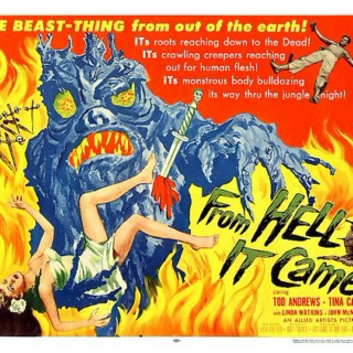 Attack of the Atomic Psycho Monsters From Hell!