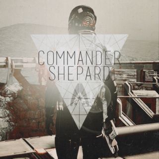 Tales of the Future : A Commander Shepard Mix