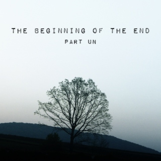 the beginning of the end pt. i