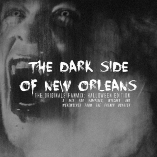 the dark side of New Orleans
