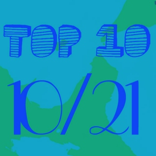 10/21 Top 10 Preview