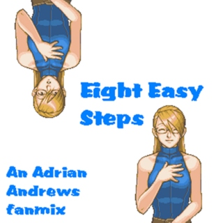 8 easy steps: an adrian andrews mix