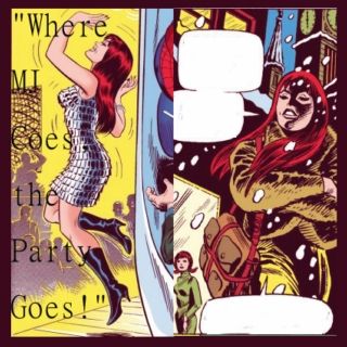 """""""Where MJ Goes, the Party Goes!""""-A Mary Jane Watson Fanmix"""