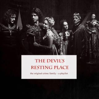 The Devil's resting place (10 tracks)