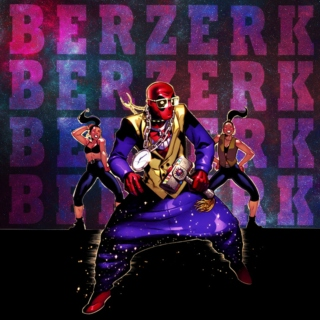 Berzerk - Deadpool