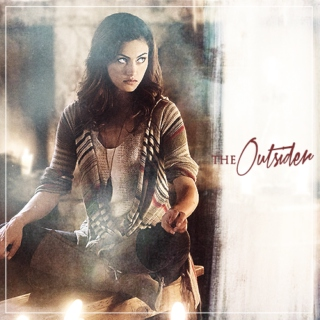 The Outsider - A Hayley Marshall fanmix