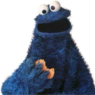 C is for Cookie. M is for Metal.