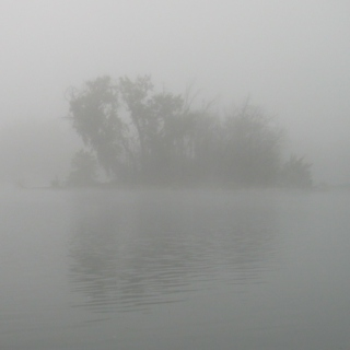 Discovering Small Islands Through Fog