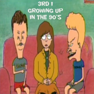 Growing up in the 90's
