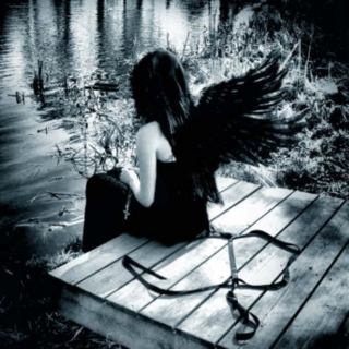 The Dark Angel in my heart...