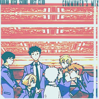 COMMONER'S MIX (or, ouran music for those of us who didn't vacation in venice and spent our summers working part time jobs instead, hating people like you.)
