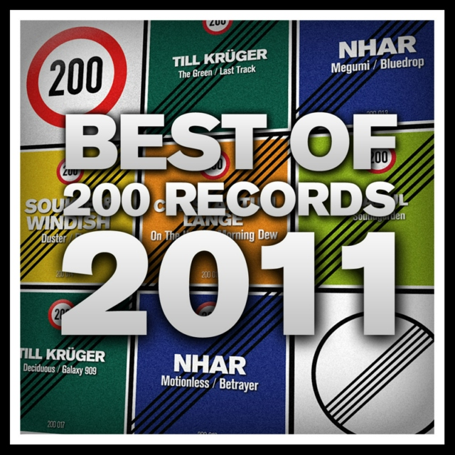 The Best Of 200 Records 2011