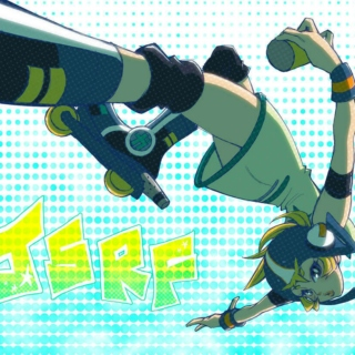 Jet Set Radio Repeat