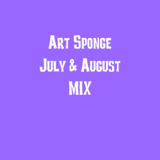 July & August 2011 mix